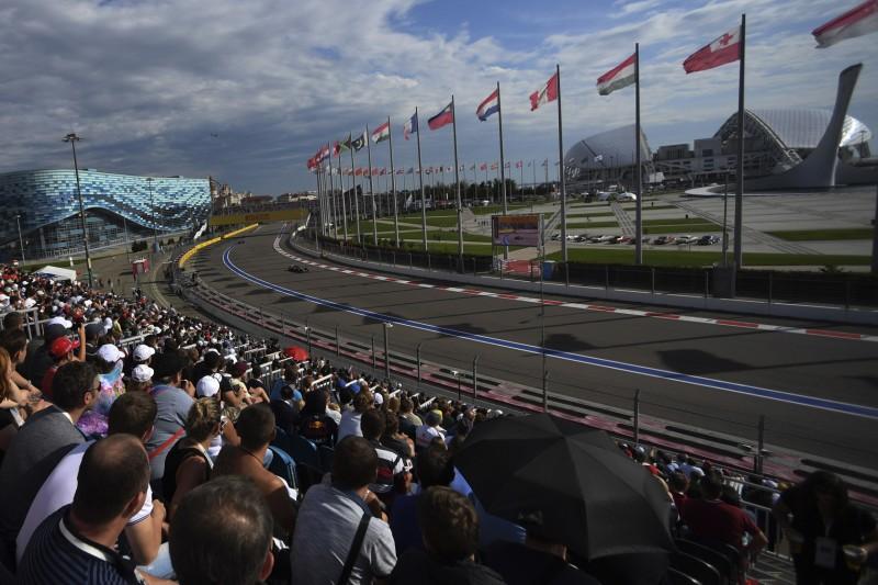 TV-Übertragung F1 Russland: Übersicht, Zeitplan & Live-Streams