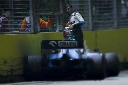Nach Grosjean-Crash: Positivserie von George Russell reißt