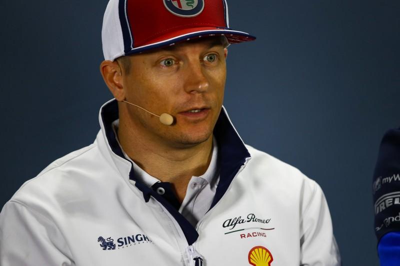 """Räikkönen überholt Schumacher und Button: """"Hatte nie einen Plan"""""""