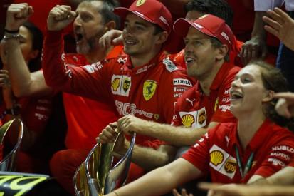 """Vettel nach erstem Sieg 2019: """"Habe mich nie als Nummer 2 gefühlt"""""""