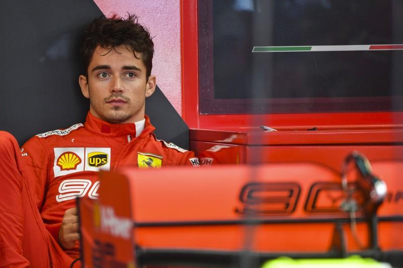 Formel 1 Sotschi 2019: Leclerc fährt Bestzeit, Mercedes weit zurück