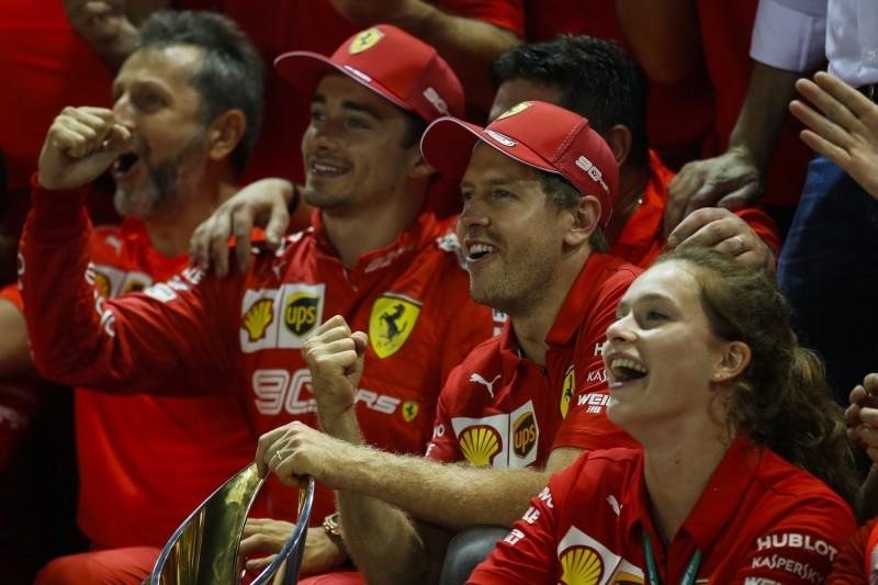 """Aufholjagd """"sehr schwer"""": Ferrari-Aufschwung kommt wohl zu spät"""