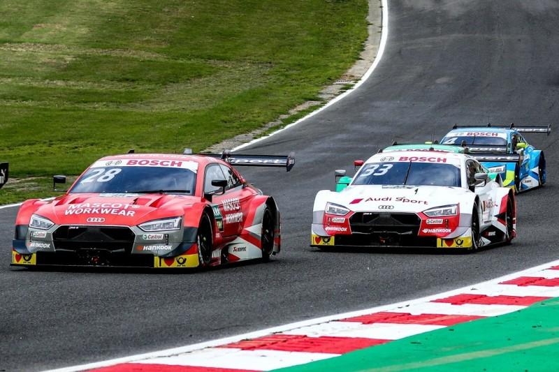 Audi-Aufgebot für DTM- und Super-GT-Rennen in Fuji steht