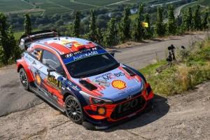 WRC-Kalender 2020: Rallye Deutschland rückt in den Oktober