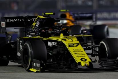 Ricciardo optimistisch: WM-Platz vier für Renault noch möglich