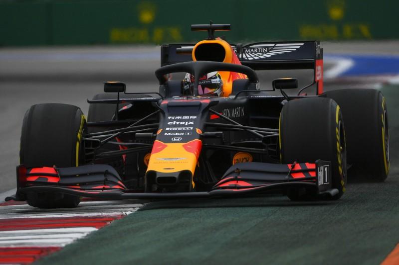 Formel 1 Sotschi 2019: Verstappen überrascht mit Bestzeit