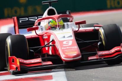 Formel 2 Sotschi 2019: Mick Schumacher im Qualifying auf elf - Pole für de Vries