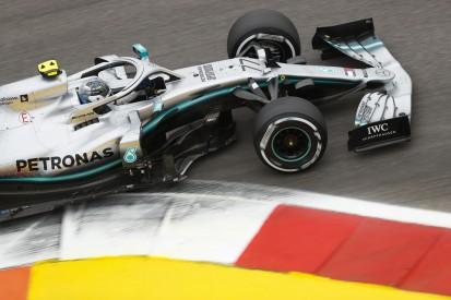 """""""Uns fehlt einfach Pace"""": Mercedes auch auf Paradestrecke Sotschi hinten?"""