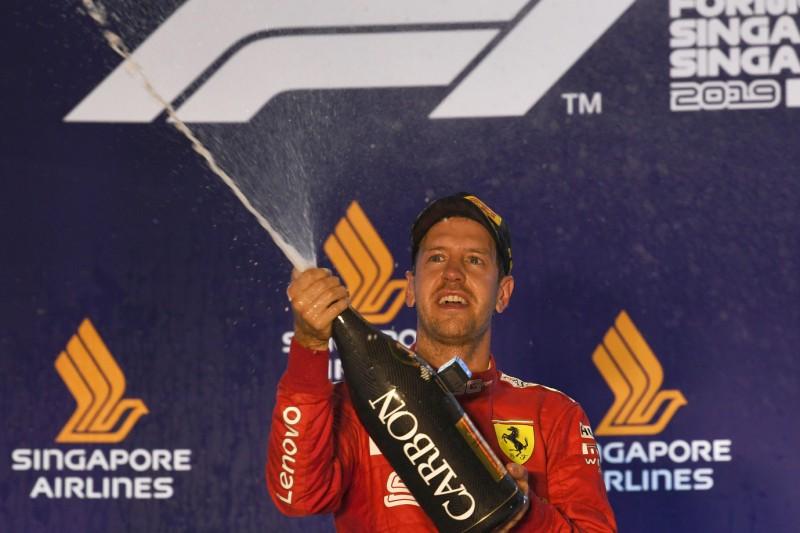 Vettel-Umfrage: Leser sehen nach Singapur noch keine klare Wende