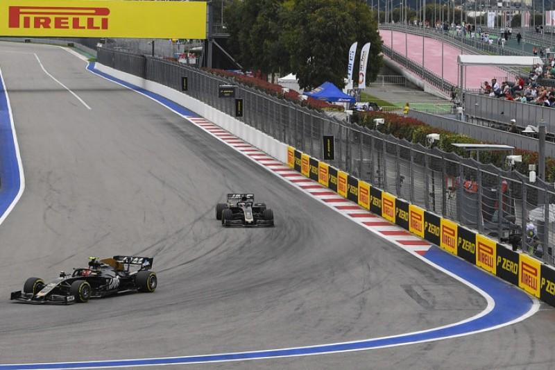 Haas' Aero-Ratespiel geht weiter: Vergleichsfahrten auch in Sotschi