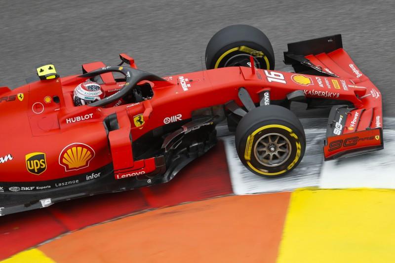 "Ferrari in Russland stark: ""Bester Longrun in dieser Saison"""