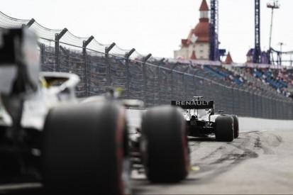McLaren vs. Renault: Hülkenberg und Ricciardo im Pace-Vorteil