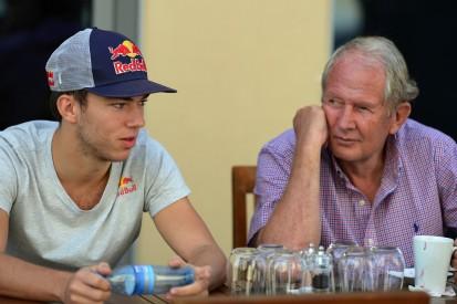 Pierre Gasly: Beziehung zu Helmut Marko hat sich nicht verändert