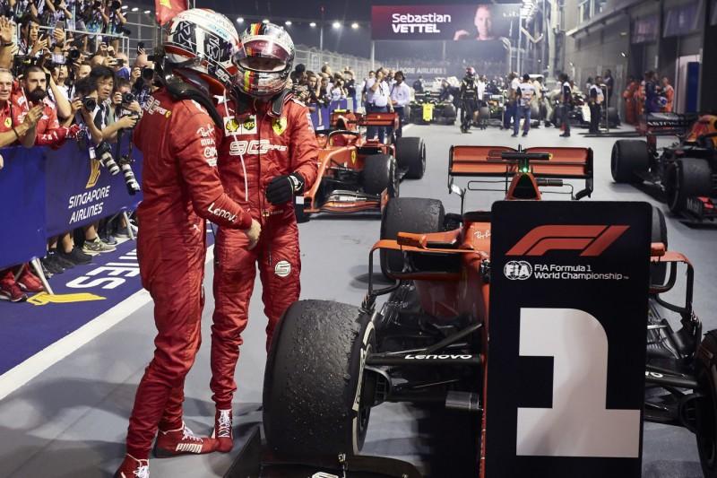 Ferrari: Nicht unmöglich, zwei Nummer-1-Fahrer zu haben
