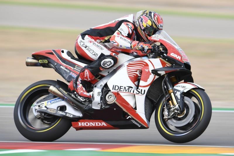 Nakagami: 2019er-Honda für MotoGP-Saison 2020 kein Ausschlusskriterium
