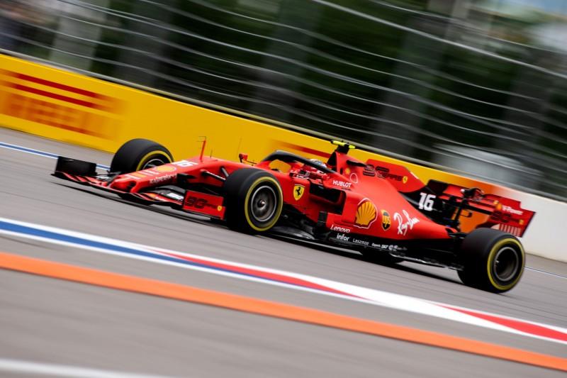 Leclercs Qualifying-Stärke: Habe Ferrari gebeten, mir zu helfen