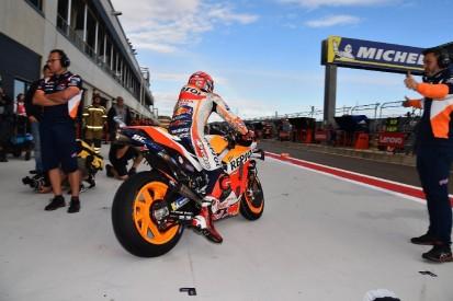 """Neuer Michelin-Hinterreifen für 2020 wird laut Marquez """"allen helfen"""""""