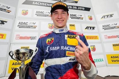 Formel 4 Sachsenring 2019: Erster Sieg für Michael Belov