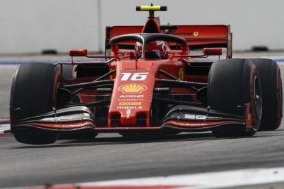 Formel 1 Sotschi 2019: Vierte Pole in Folge für Charles Leclerc!