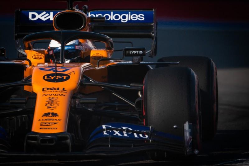 """McLaren schafft Kehrtwende über Nacht: Sainz wieder """"Best of the Rest"""""""