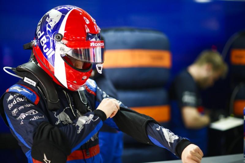 Russland-Helmdesign: Fahrerkollegen stellen sich hinter Daniil Kwjat
