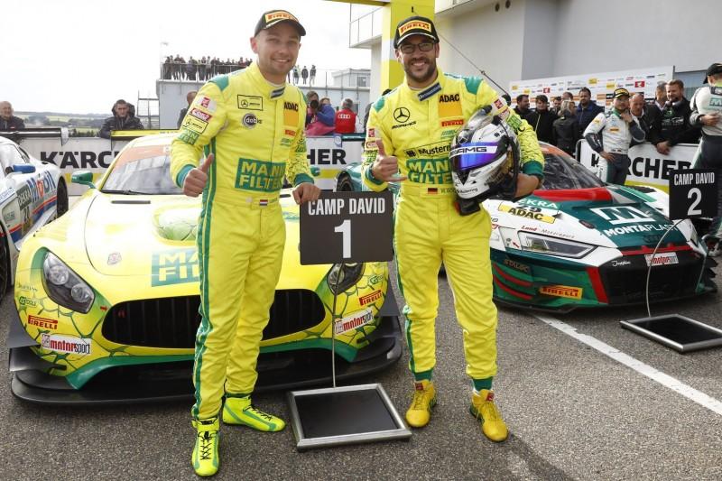 GT-Masters Sachsenring 2019: Dontje/Götz holen ersten Saisonsieg