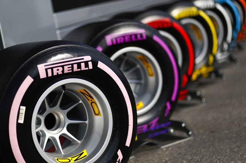 """Pirelli-""""Kontrolltest"""" für 2020 am Austin-Wochenende 2019"""