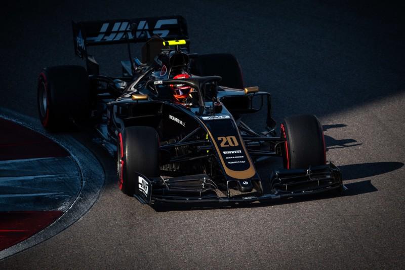 """Haas-Verwirrung: In Russland mit """"Hybrid-Spec"""" in Q3"""