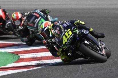 Yamaha rätselt, warum sich Rossi schwerer tut als Vinales und Co.