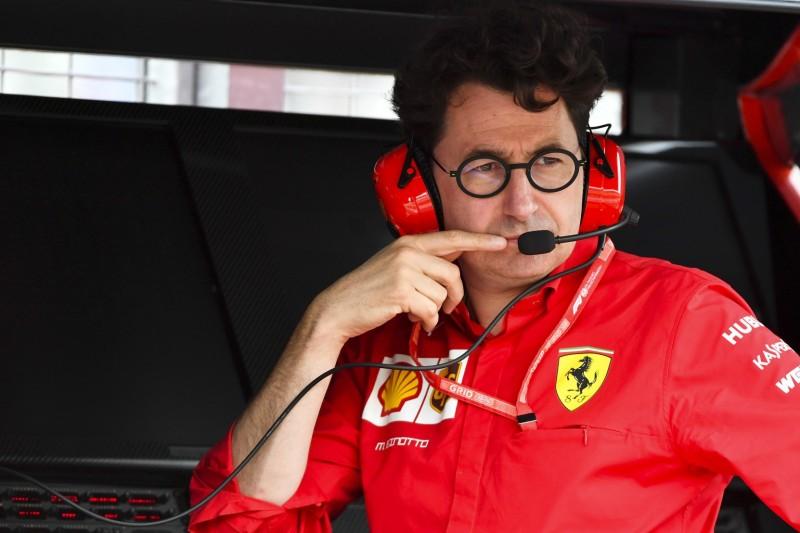 Formel-1-Zukunft: Ferrari hat ein Veto-Recht, aber ...