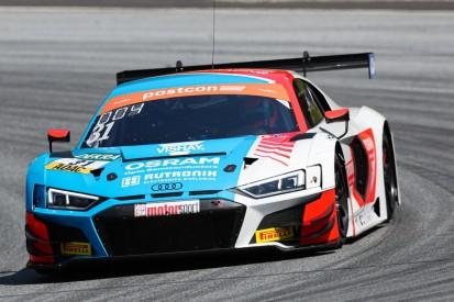 GT-Masters Sachsenring 2019: Van der Linde holt Pole am Sonntag