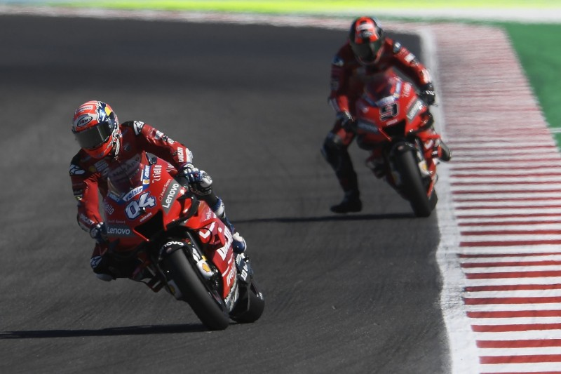 "Ducati-Sportdirektor Ciabatti: ""Es gab angespannte Momente"""