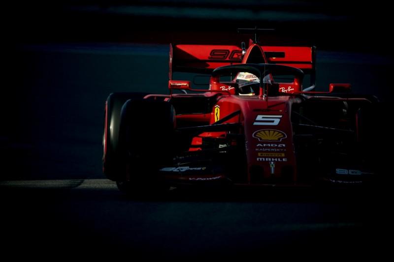 Vettel-Ausfall mit Kontroverse und Schimpftirade