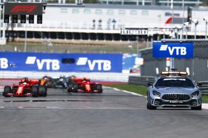 Mercedes: Hätte es auch ohne Safety-Car gegen Ferrari gereicht?