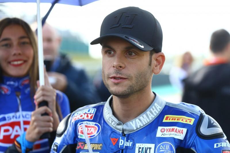 WSBK Magny-Cours: Yamaha-Defekt beendet Corteses Rennen vorzeitig