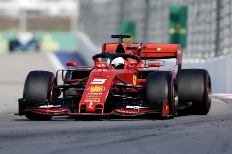 Sotschi: Der Ferrari-Boxenfunk im Wortlaut