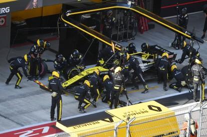 Nach Boxenpanne: Hülkenberg macht Renault keinen Vorwurf