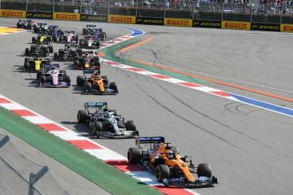 Auslaufzone in Kurve 2 in Sotschi: FIA hat Teams konsultiert