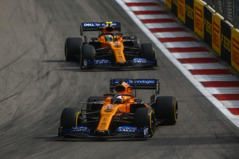Sotschi: McLaren vergrößert Punktevorsprung auf Renault deutlich