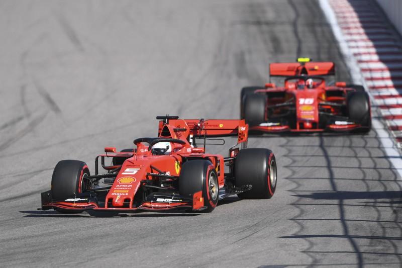 """Sebastian Vettel: """"Am besten, wenn ich gar nichts sage"""""""