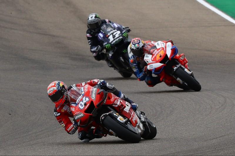 """Dovizioso über Ducati: """"Wir sind besser als im Vorjahr, aber..."""""""