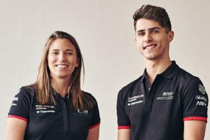 De Silvestro und Preining werden Formel-E-Testfahrer bei Porsche