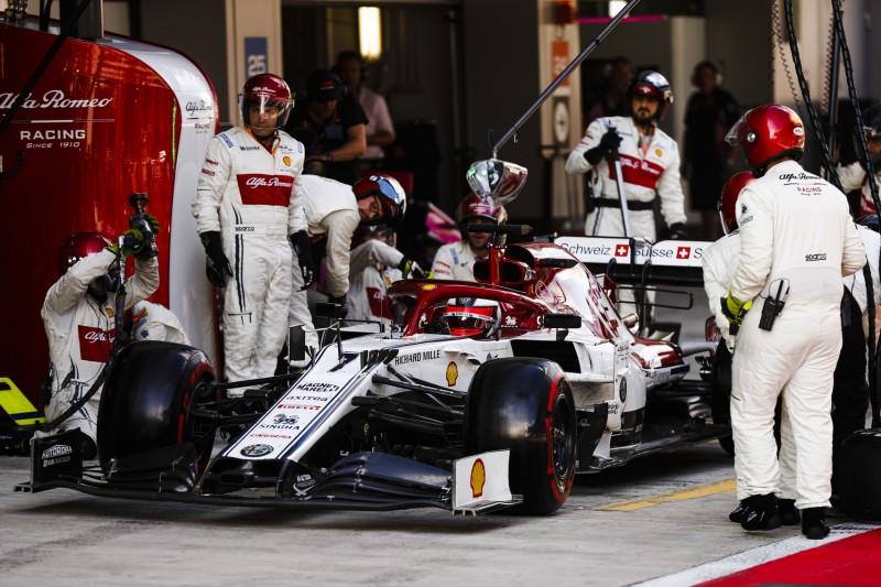 "Räikkönen erlebt ""Albtraum"": Nächste Nullnummer nach Frühstart"