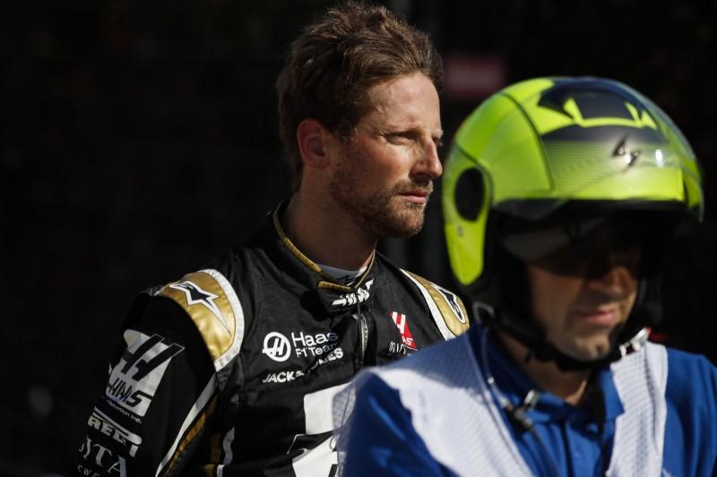 Grosjean fordert nach Runde-1-Crash: Sollten mehr wie Gentlemen fahren