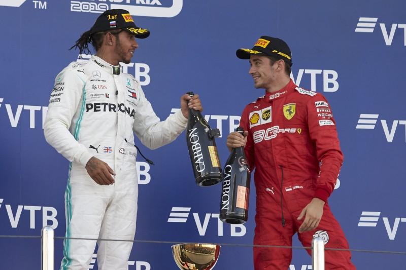 Lewis Hamilton: Fahrer-Generation 2019 so stark wie lange nicht