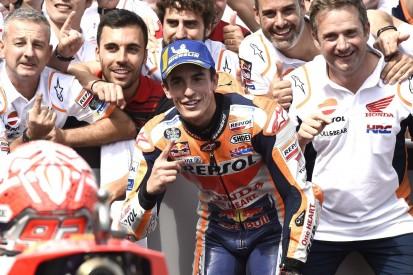 MotoGP in Thailand: Wie Marc Marquez vorzeitig Weltmeister wird