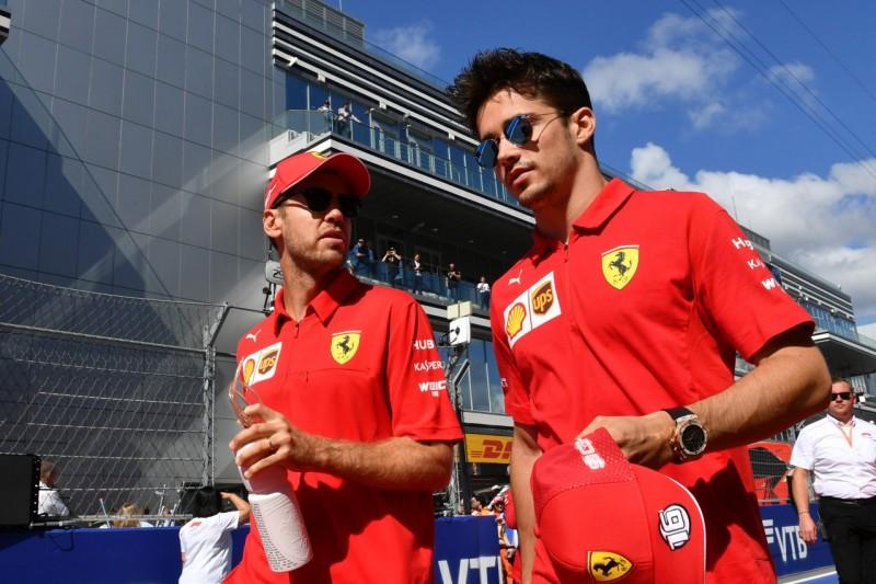 """Ross Brawn: Vettel und Leclerc eine """"explosive Kombination"""""""