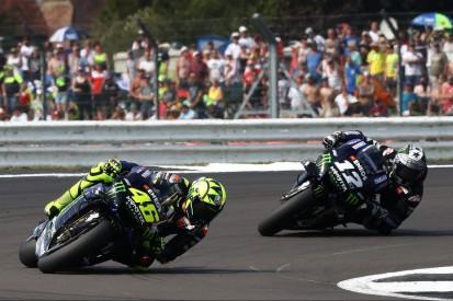 Yamaha in Thailand heiß aufs Podest: Rossi mit positiven Erinnerungen