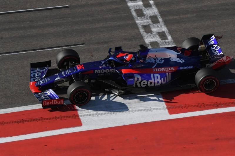 Helmut Marko bestätigt: Toro Rosso heißt 2020 AlphaTauri