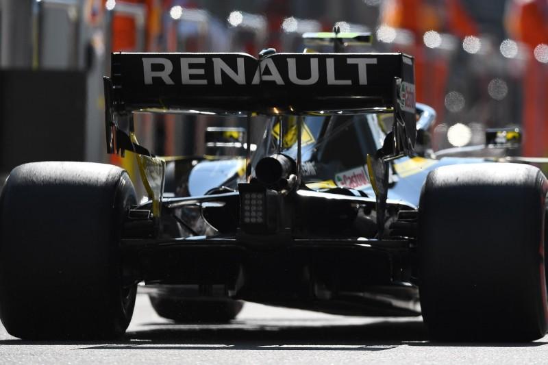 """""""Mathematisch noch möglich"""": Renault schreibt WM-Platz vier noch nicht ab"""